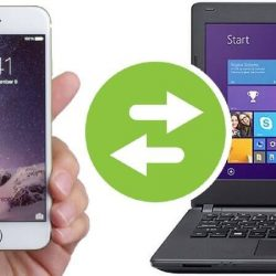 Hướng dẫn cách kết nối Iphone với máy tính