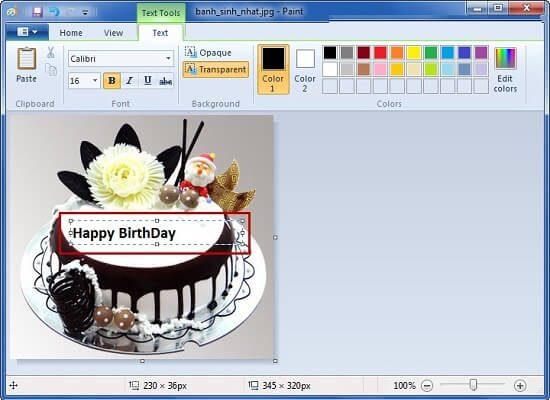 Những phần mềm chèn chữ vào ảnh đơn giản, đẹp
