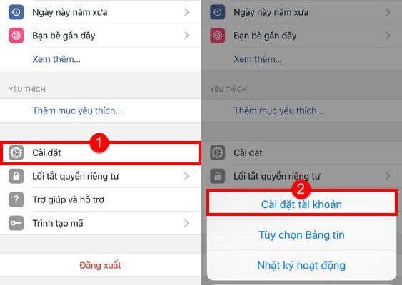 Mách bạn cách đổi tên facebook hiệu quả